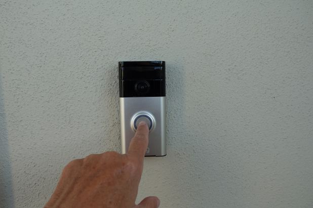 Ring doorbell is manufactured by Ring Inc.