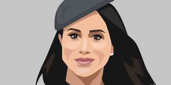 Duchess of Sussex. Meghan Markle