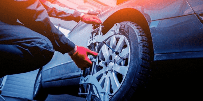 Signs It's Time for a Wheel Alignment