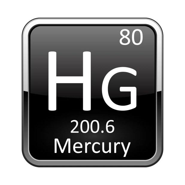 Is ahi tuna high in Mercury