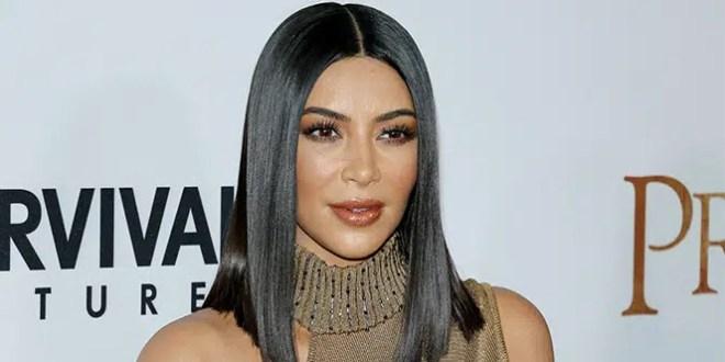 Kim Kardashian West Flunks Baby Bar While Kayne Celebrates in France With New Beauty