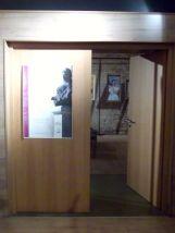 展覧会の入口