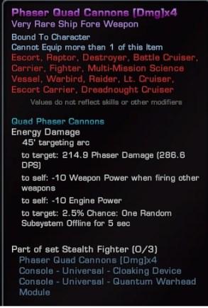 Quad cannons
