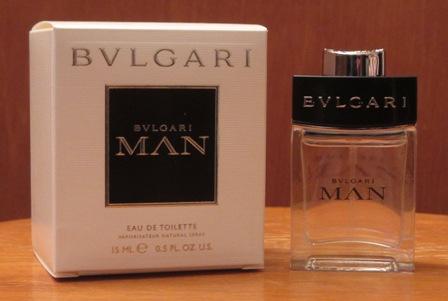 BVLGARI MAN 15 ML EDT SP