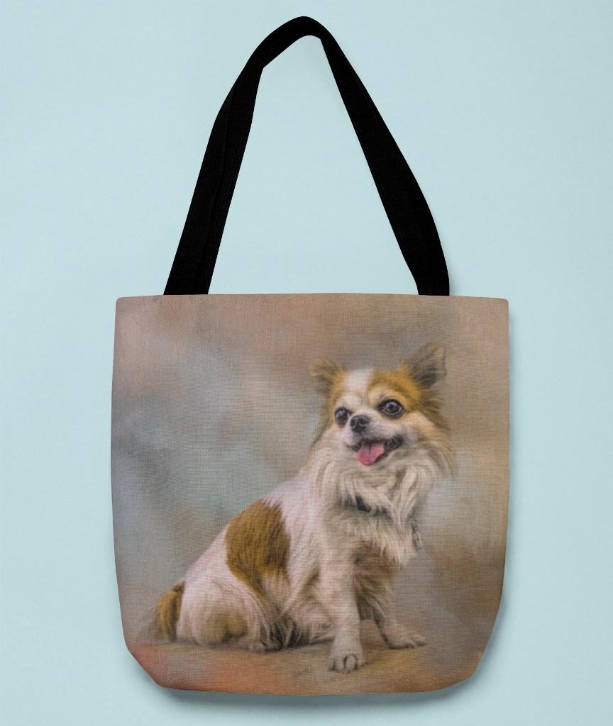 SWEET CHIHUAHUA - Tote Bag