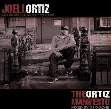 The Ortiz Manifesto Mixtape