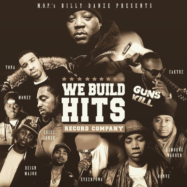 "WE BUILD HITS & DJ DOOWOP ""COALITION FREESTYLE"""