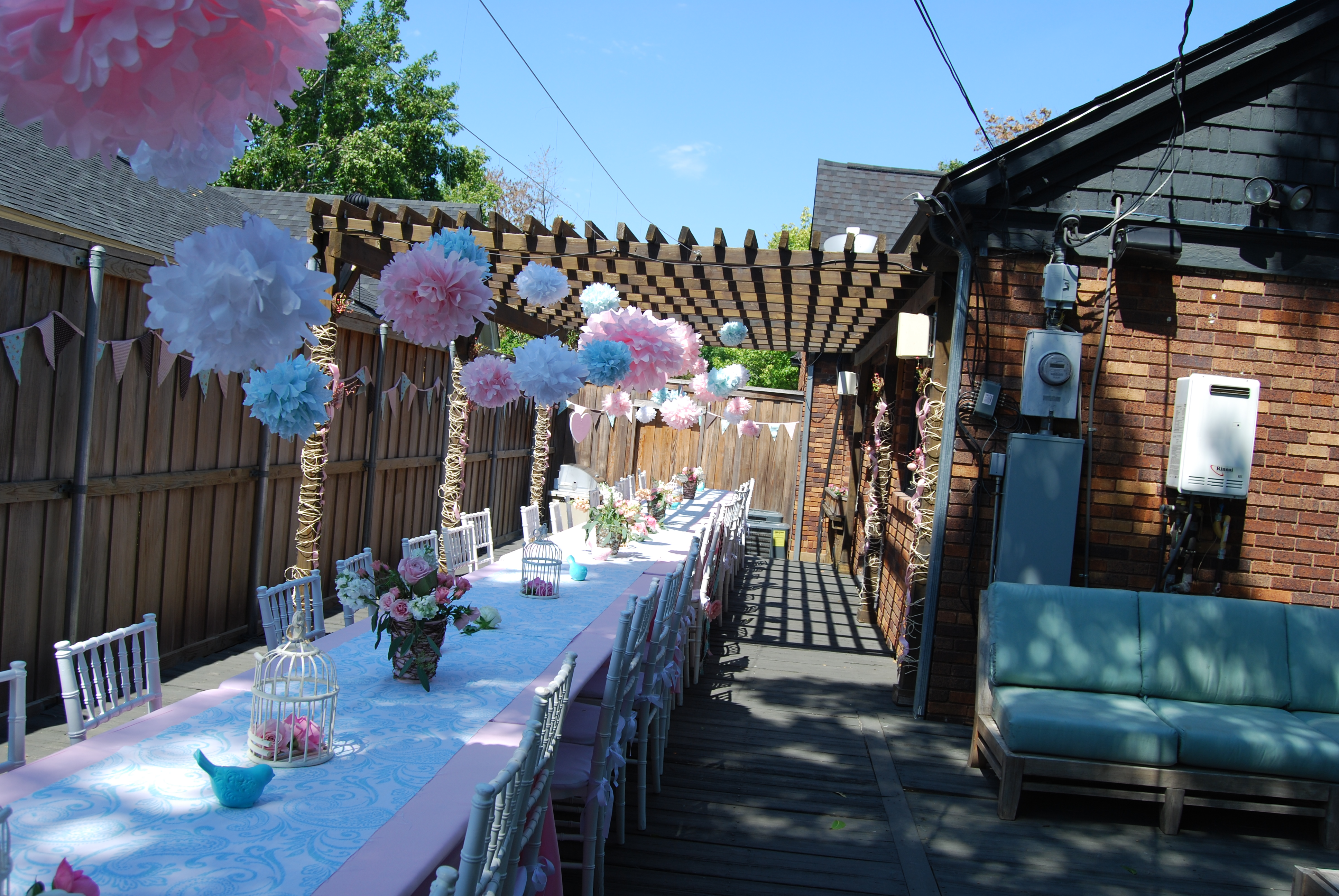 Best Baby Decoration Outdoor Baby Shower Decorations