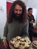 Dot and cake