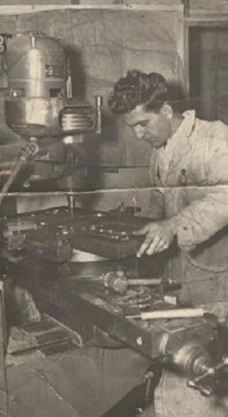 Toth Mold/Die Inc. Founder