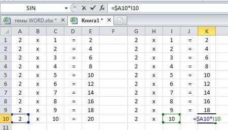 Как в экселе установить формулу – Как составить формулу в ...