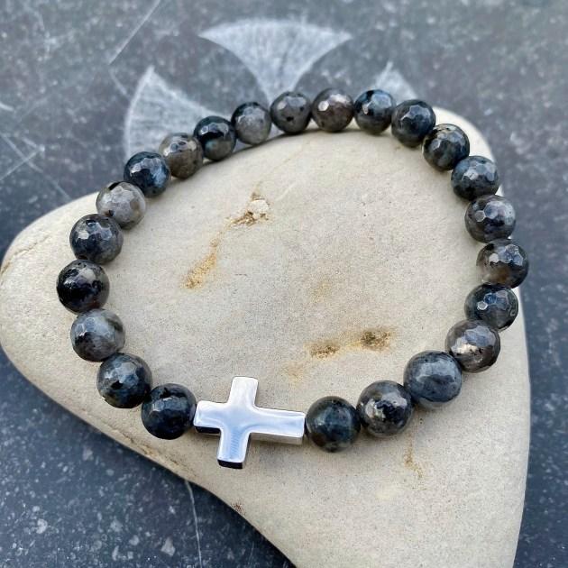 Armband mit Kreuz MICHA