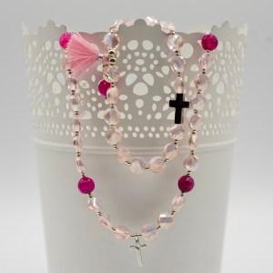 Kette mit Kreuz und Armband Tabita