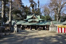 パワースポット 茨城 神社