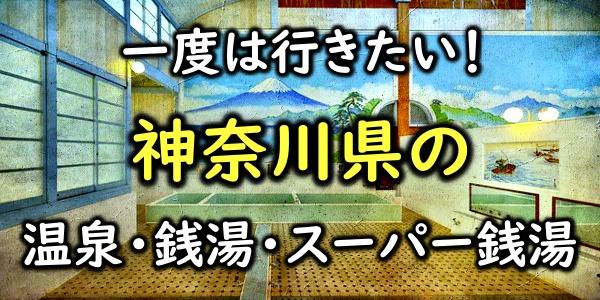 神奈川 温泉 スーパー銭湯 おすすめ 穴場