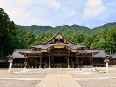 パワースポット 新潟 神社