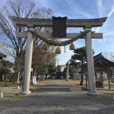 パワースポット 富山 神社