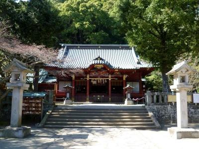 パワースポット 静岡 神社