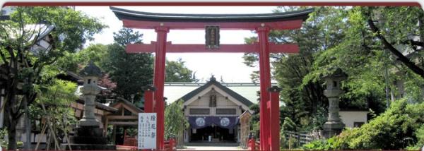 パワースポット 青森 神社