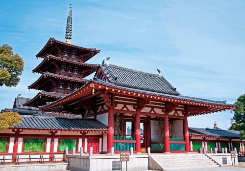 パワースポット 大阪 神社