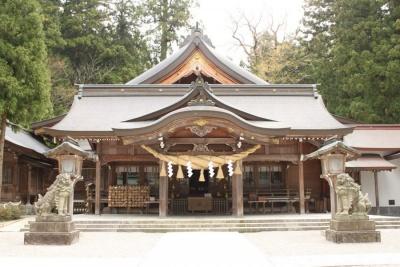 パワースポット 石川 神社