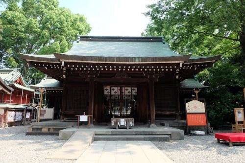 パワースポット 埼玉 神社