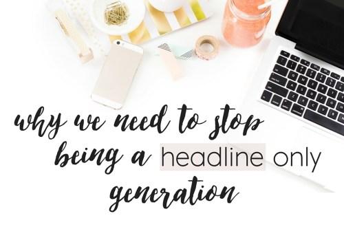 headline generation