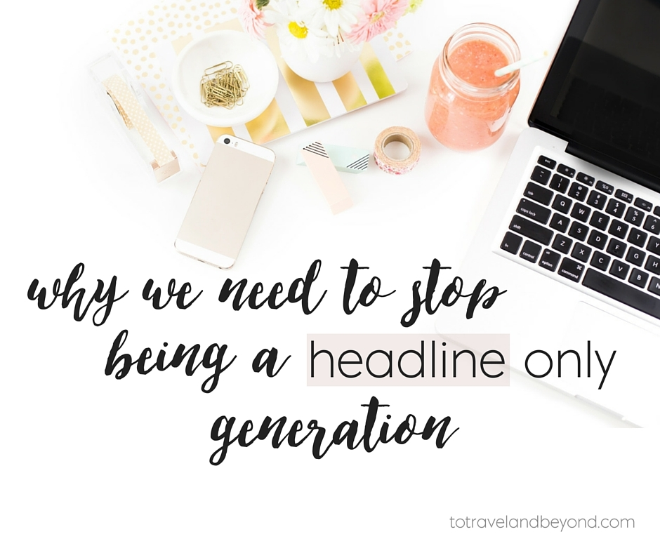 headline generation