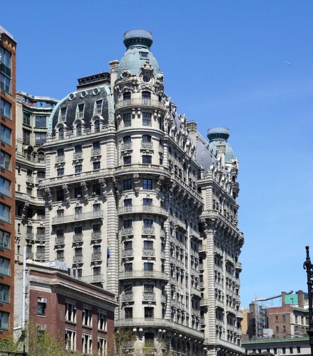 New York City Blate