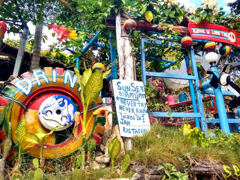 Sign to Sunset Beach scaled - What To Do in Koh Lipe - My Favorite Thai Island