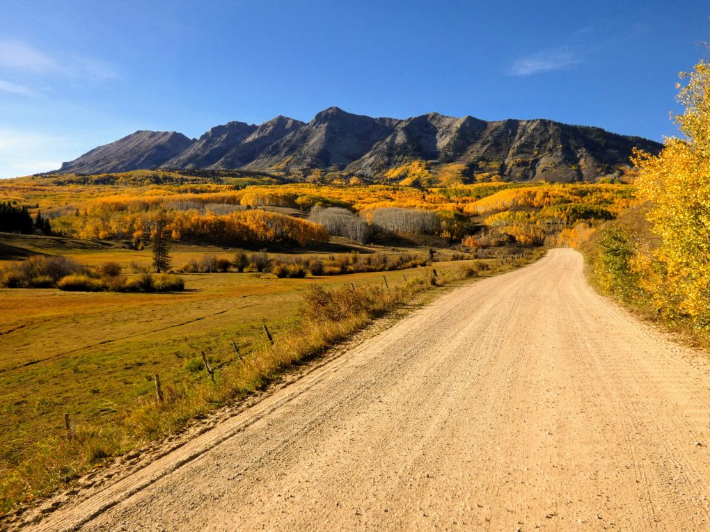 Ohio Pass scaled - 3 Best Places for Fall Colors in Crested Butte, Colorado