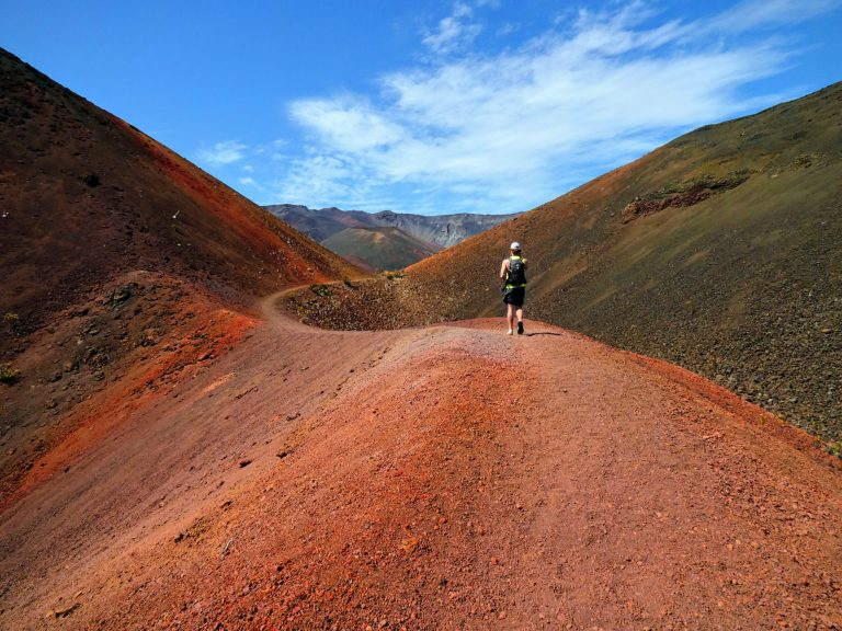 Haleakala Colorful Hiking Volcano 1 scaled - Traveling to Maui during COVID may not be what you expect!