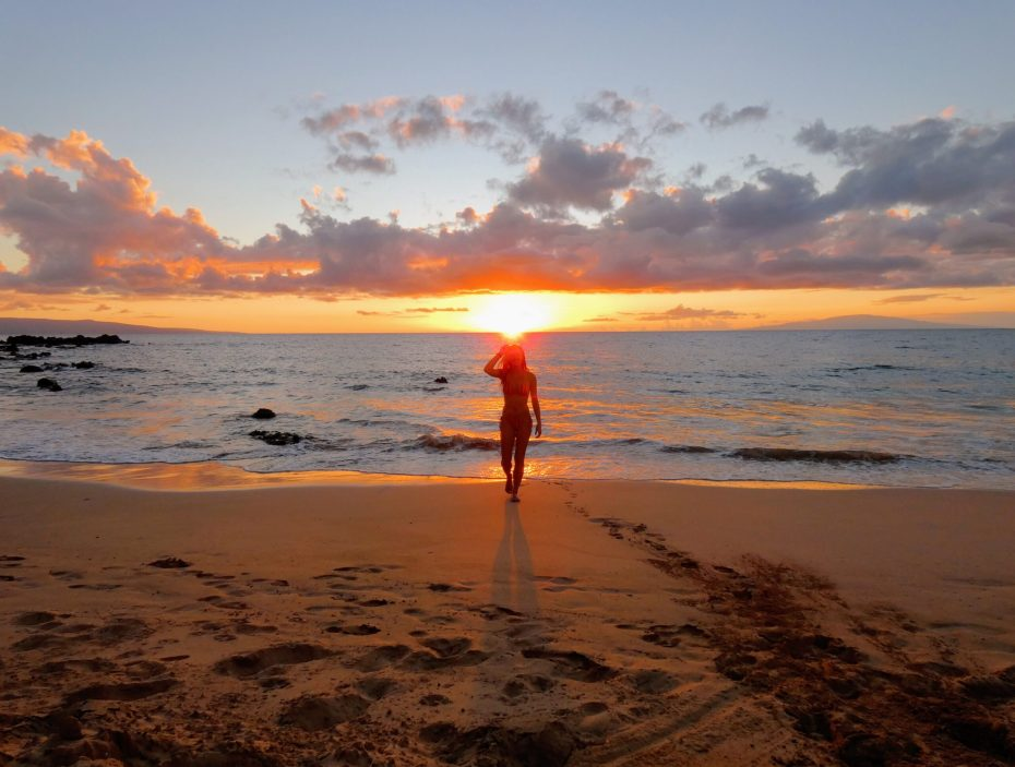 Maui Beach Sunset scaled - Home