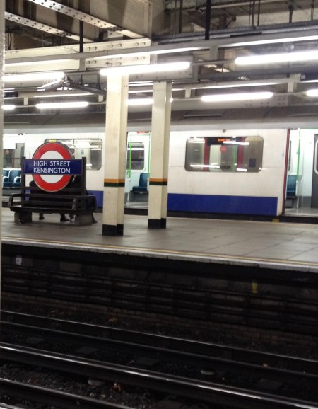 Use the tube to save money while traveling