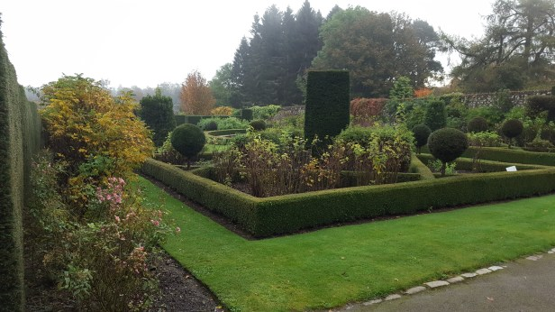 The Walled Garden at Drum