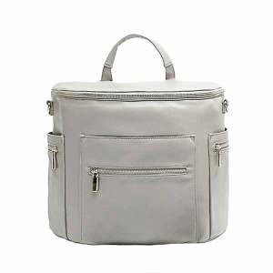 grey baby changing bags