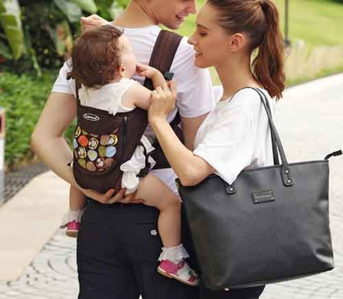 shoulder baby changing bags tote