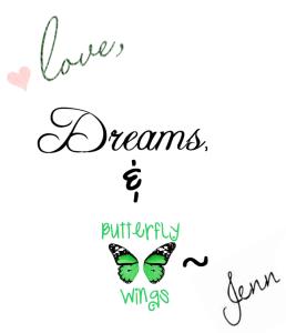 LoveDreamsButterflyWingsSiggy
