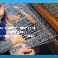 When should a child start learning how to weave?
