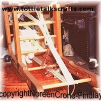 Inkle Loom Dimensions