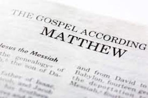 How Do We Know Matthew Was the Author of the Gospel of Matthew? - Jonathan  Morrow