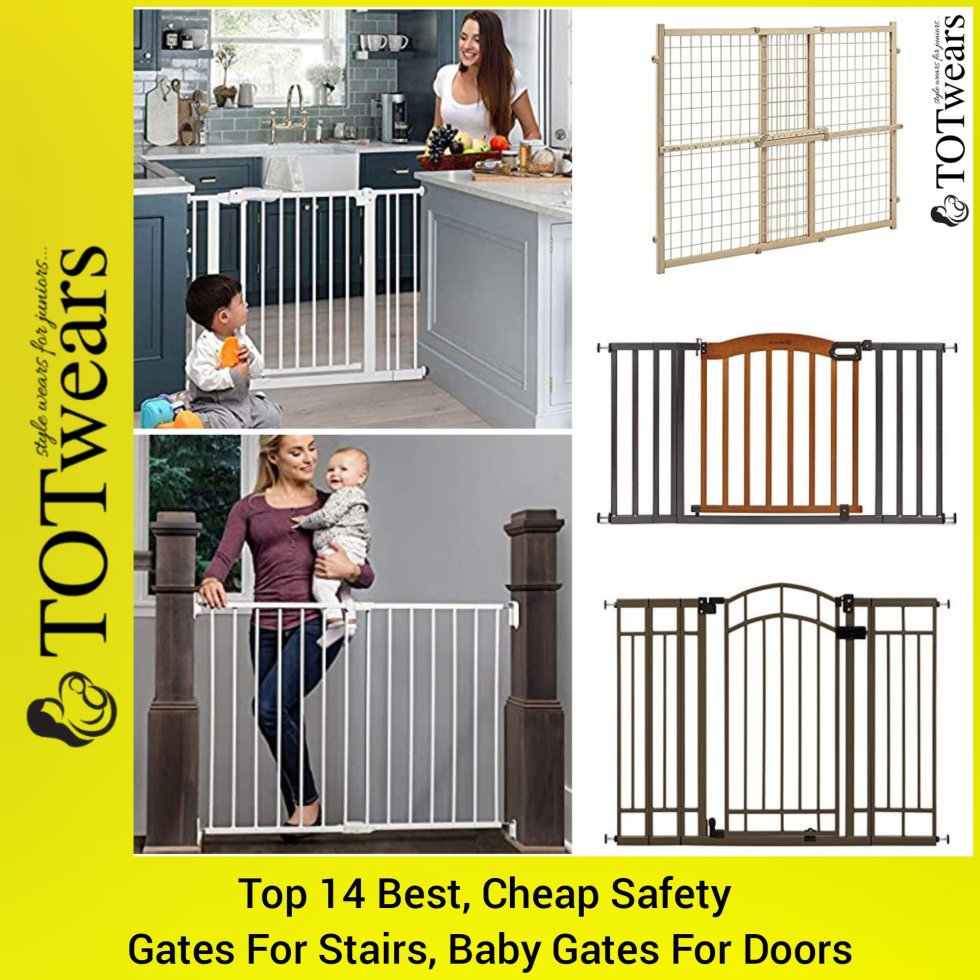 cheap safety gates for stairs