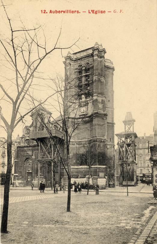 Projection-église