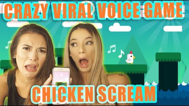 حمّل لعبة Chicken Scream المجنونة , على هاتفك مجاناً !