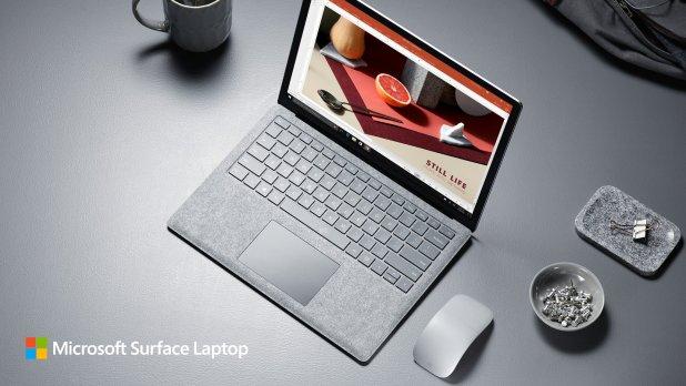 مواصفات وسعر الحاسب المحمول Surface Laptop