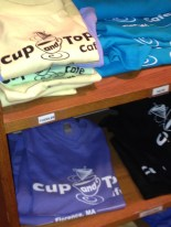 More T's --- these are Tee Shirts