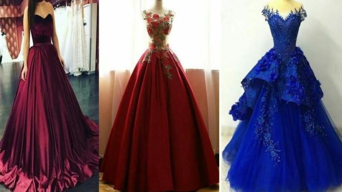 most beautiful dresses 2018 cheap online