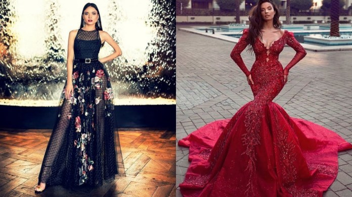The most beautiful dresses in the world 2019 - YouTube