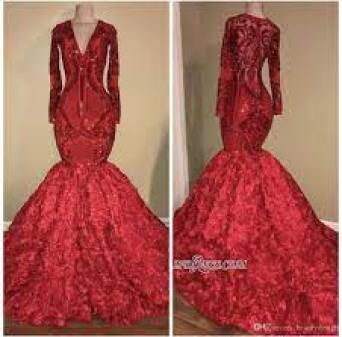 red prom dress with roses at the bottom off 71% - www.daralnahda.com