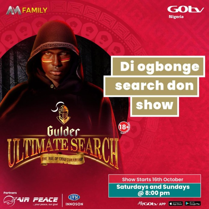 Gulder Ultimate Search, The Rush, Felabration and More on DSTV And GOtv This October